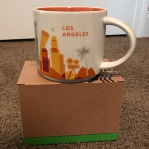 Starbucks - You Are Here Collection - Los Angeles